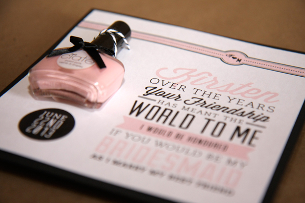 Bridal Party Invite Graphic Design kristy wright_009