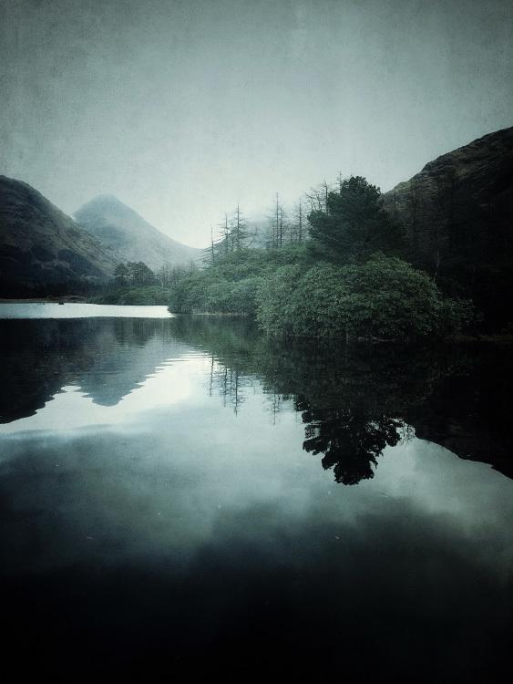 Glen Orchy & Glen Etive Julian Calverley photography