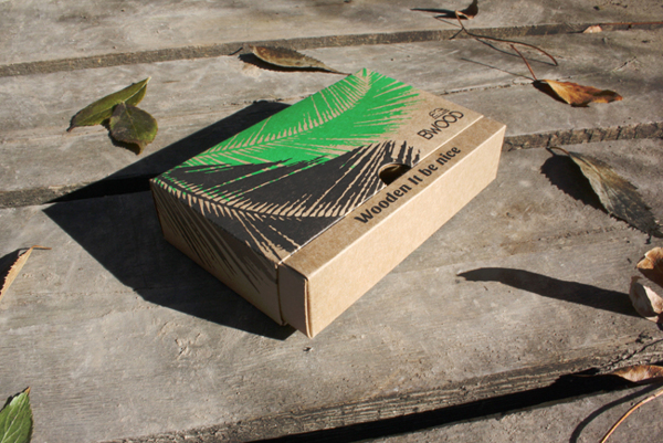 IdAndreu Zaragoza BWOOD Sunglasses packaging design _007