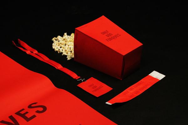 Joel Burden Only God Forgives promotional material design _001
