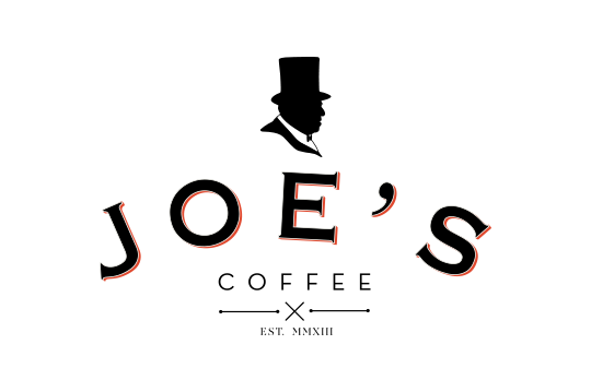 Trevor Finnegan Joe's Coffee branding design _000