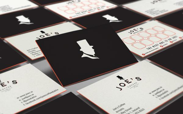 Trevor Finnegan Joe's Coffee branding design _004