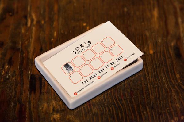 Trevor Finnegan Joe's Coffee branding design _006