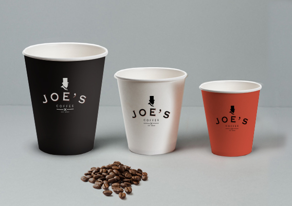 Trevor Finnegan Joe's Coffee branding design _007