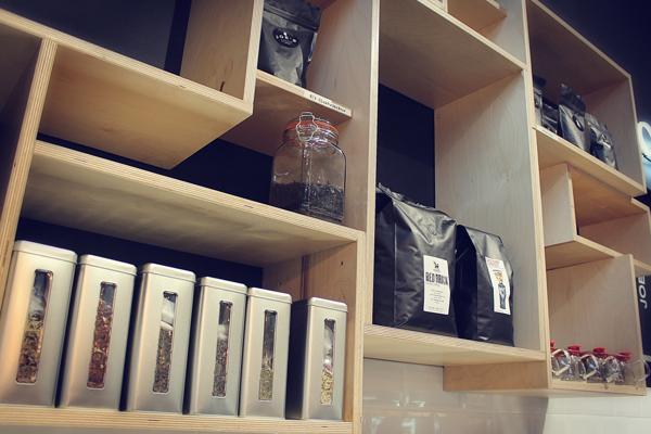 Trevor Finnegan Joe's Coffee branding design _011