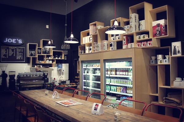 Trevor Finnegan Joe's Coffee branding design _013