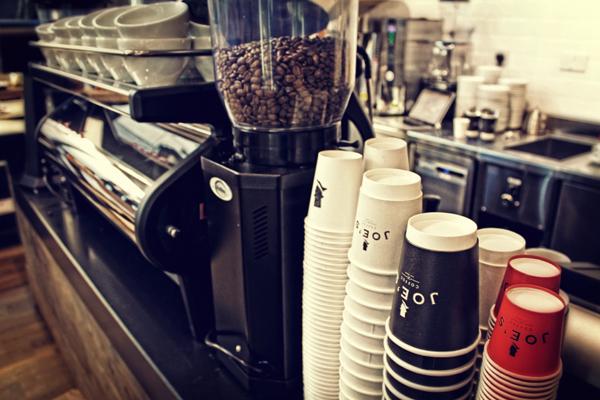 Trevor Finnegan Joe's Coffee branding design _015