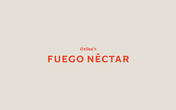 Fuego Néctar Packaging Design _001