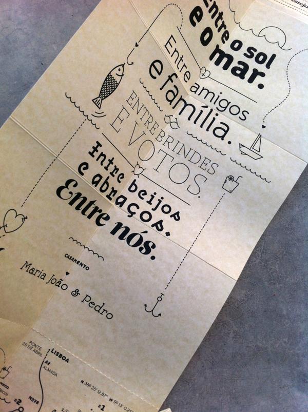Susana Antão Maria João & Pedro wedding invitation design _005
