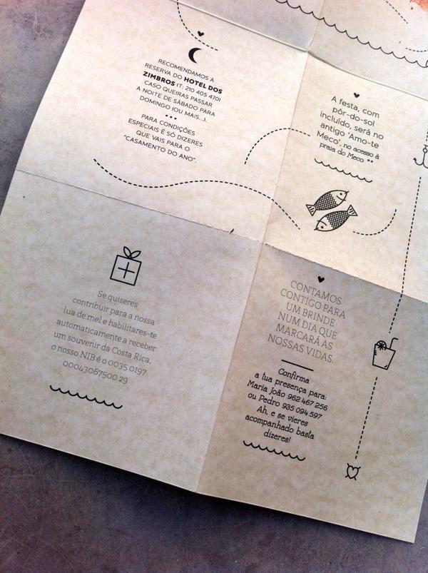 Susana Antão Maria João & Pedro wedding invitation design _007