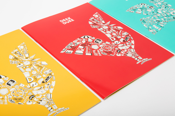 Deek Duke - Rebranding design joe fish _016
