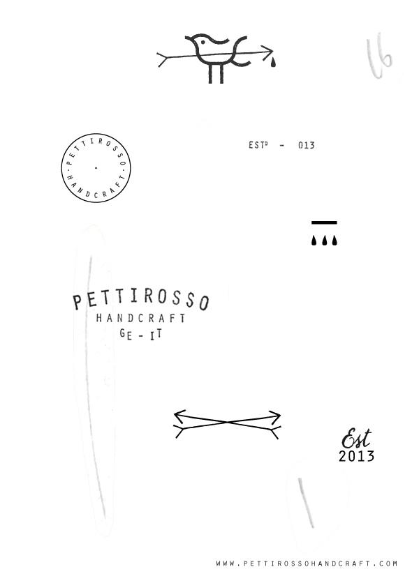 Pettirosso Handcraft branding design by vacaliebres _000