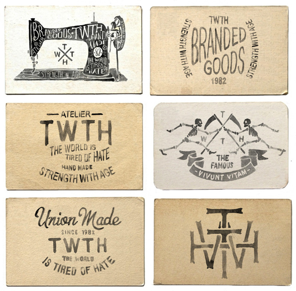TWTH atelier by bmd design typography _003