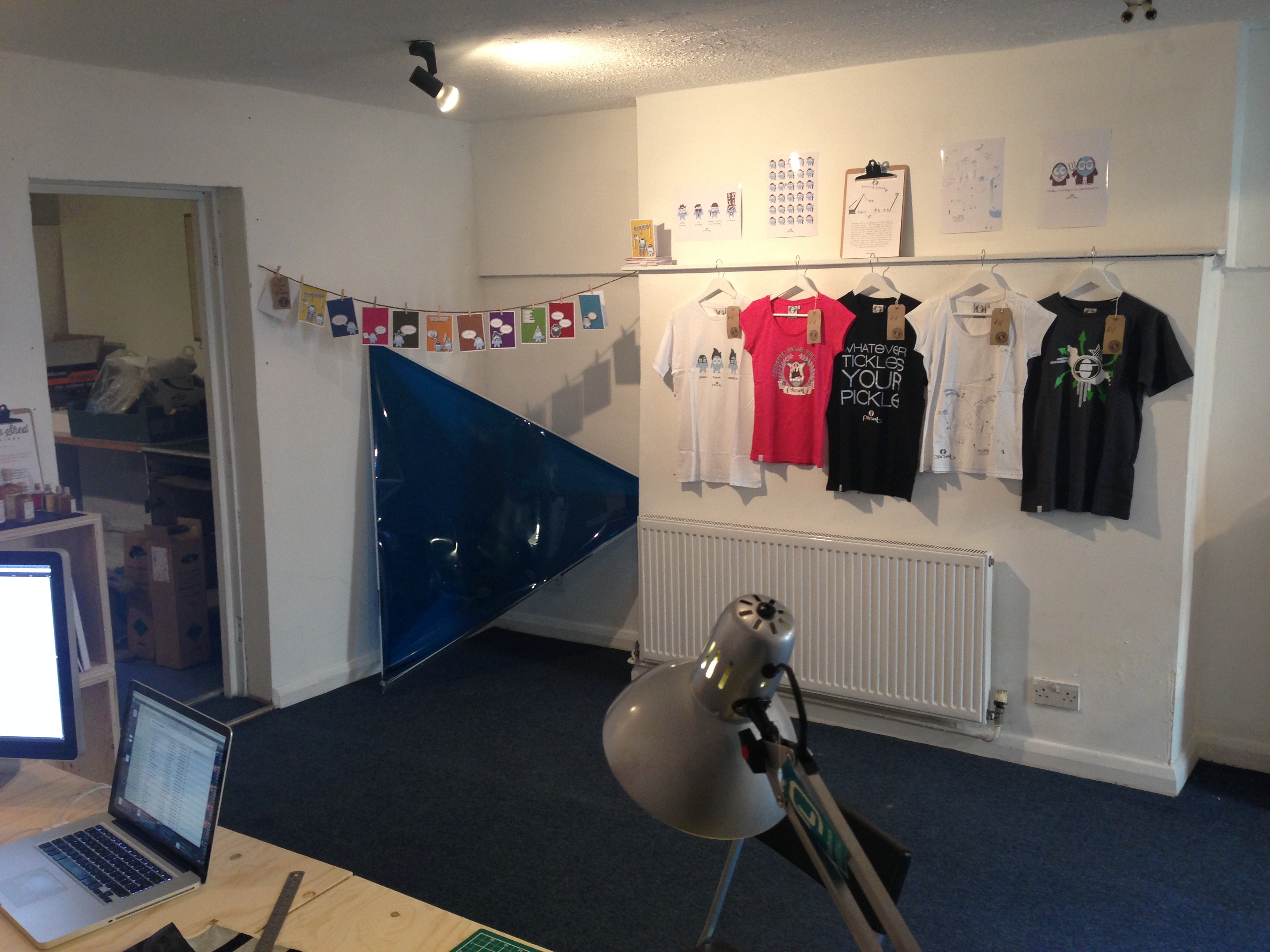 AMS Design Studio Camden High Street Office 04