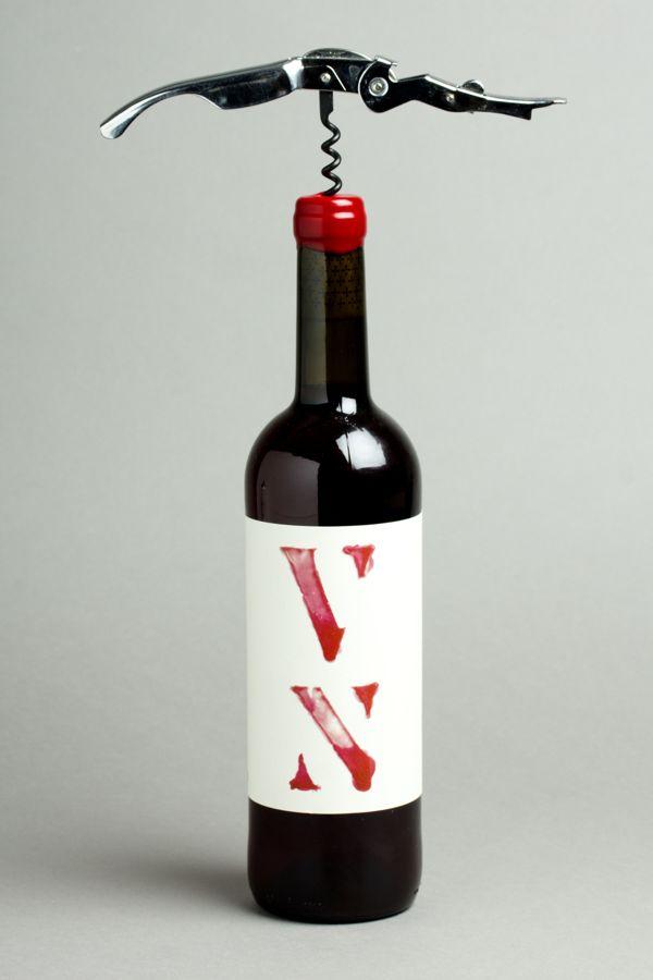 PARTIDA CREUS by Lo Siento wine bottle packaging design _000