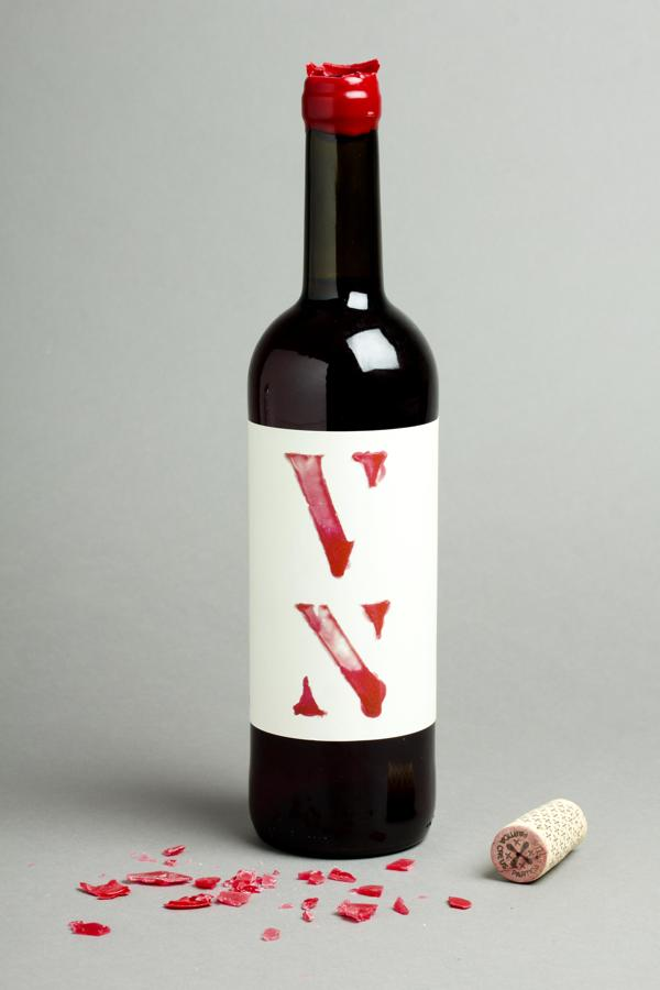 PARTIDA CREUS by Lo Siento wine bottle packaging design _006