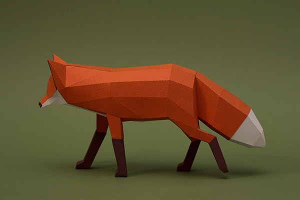 Paper mammals by Estudio Guardabosques AMS Design Blog_000