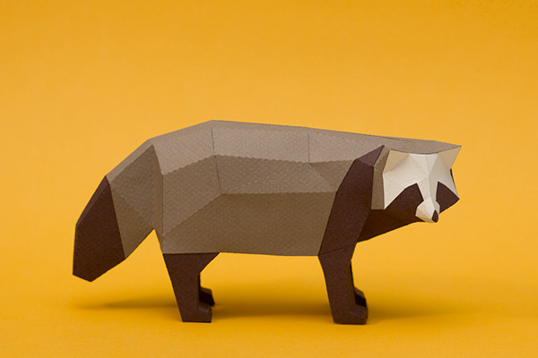 Paper mammals by Estudio Guardabosques AMS Design Blog_001