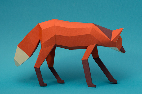 Paper mammals by Estudio Guardabosques AMS Design Blog_002
