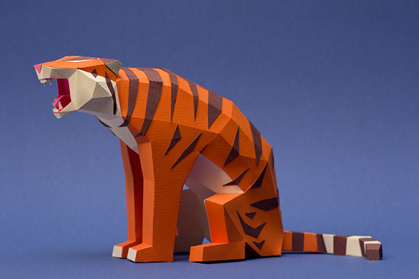 Paper mammals by Estudio Guardabosques AMS Design Blog_004