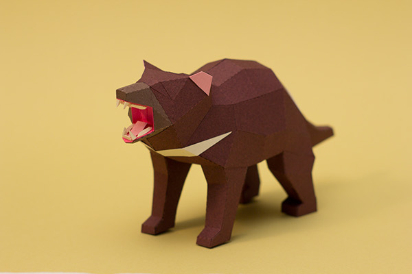 Paper mammals by Estudio Guardabosques AMS Design Blog_005