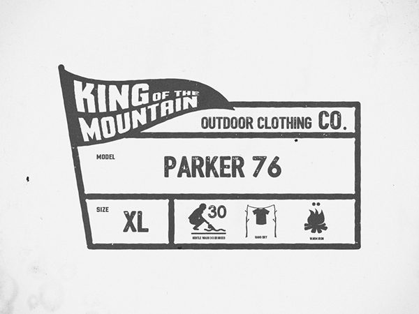 King of the Mountain Branding design on AMS Design Blog_002